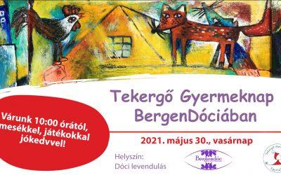 Tekergő Gyermeknap BergenDóciában